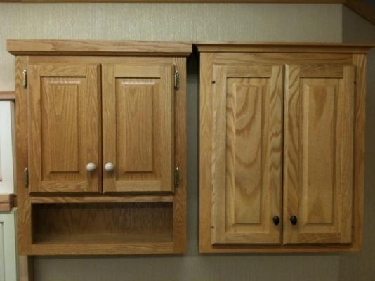 Oak - Medicine Cabinets